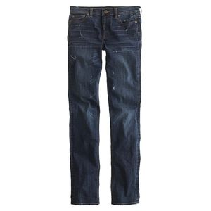 J. Crew Reid Cone Denim Jeans in Traction Wash